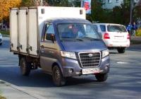 Хлебный фургон на шасси Gac GA1020 #В527МС763. г. Самара, Волжский пр.