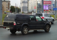 Пикап на шасси Great Wall Selror #К451ММ163. г. Самара, Московское шоссе