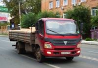 Бортовой грузовой автомобиль Foton Auman #В472НР763. г. Самара, ул. Водников