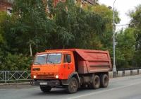 Самосвал КамАЗ-65115 #Р199ХО163. г. Самара, ул. Водников