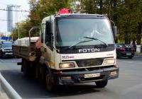 КМУ на шасси Foton Auman BJ10 #Н908КО163. Самара, Московское шоссе
