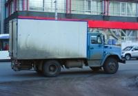 Изотермический фургон на шасси ЗиЛ-4331  #У507ЕТ163. г.Самара, ул. Мичурина