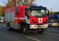 Пожарная автоцистерна АЦ 3,2-40/4 (IVECO-AMT) #А956ОВ763. г. Самара, Московское шоссе