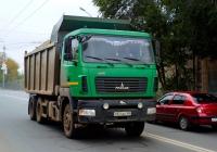 Самосвал МАЗ-6501R9 #Х824АК163. г. Самара, ул. Главная