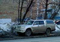 Пикап ZХ GRАNDТIGЕR ВQ2023G #Т524МА163. г. Самара, ул. Гагарина
