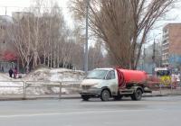 "Илососная машина на шасси ГАЗ-33106 ""Валдай"" #В281СЕ763. г. Самара, ул. Мичурина"