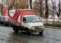 """Бортовой грузовой автомобиль ГАЗ-3302 """"Газель"""" #М138РУ63. г. Самара, Волжский пр."""