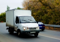 "Фургон на шасси ГАЗ-3302-288 ""Газель-Бизнес"" #Р501ТА63. г. Самара, ул. Народная"