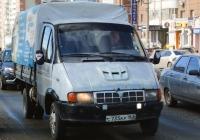 """Бортовой грузовой автомобиль ГАЗ-3302 """"Газель"""" #С735КР163. г. Самара, ул. Тухачевского"""