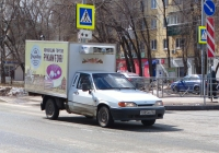 Рефрежираторный фургон ВИС-23472 #Т085АК163. г. Самара, ул. Революционная
