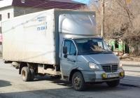"""Бортовой грузовой автомобиль ГАЗ-33104 """"Валдай""""  #L891BL. г. Самара, ул. Тухачевского"""