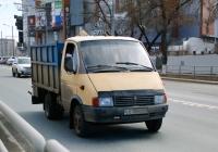 """Бортовой грузовой автомобиль ГАЗ-3302 """"Газель"""" #Е614УО63. г. Самара, Московское шоссе"""