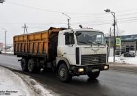 Зерновоз МАЗ-5516А8-336 #К041ЕУ45. г. Курган, ул. Омская