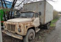Фургон на шасси ГАЗ-53* #Е950РН63. г. Самара, ул. Владимирская