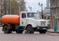 Поливомоечная машина МДК-433362 на шасси ЗиЛ-433362 #У718УР163. г. Самара, ул. Осипенко