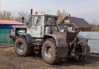 Трактор Т-150К. Самарская область, Ставропольский р-н, с. Осиновка
