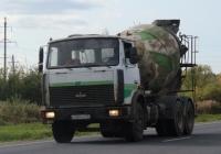 Бетоносмеситель 69361С на шасси МАЗ-6303 #А304НН76. г. Ярославль