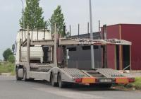 Полуприцеп автовоз Rolfo #523 YJC. г. Псков, Рижский пр.