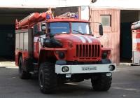 ПСА-2,0-40/2(43206)-008МИ на шасси Урал-43206 #В621ВМ60. г. Псков, Инженерная ул.