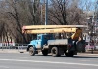 Подъёмник ВС-22 на шасси ЗиЛ-4314* #О533ОА63. г. Самара, Московское шоссе