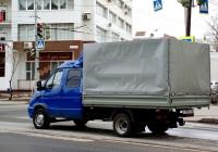 Бортовой грузовой автомобиль ГАЗ-33023-288 «Фермер» #С595ОУ56. г. Самара, ул. Маяковского