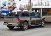 Пикап Dodge RAM 2500 #В969ХС763. г. Самара, ул. Тухачевского