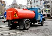 Комбинированная машина МДК-433362 на шасси ЗиЛ-433362 #О059ТВ163. г. Самара, ул. Клиническая улица