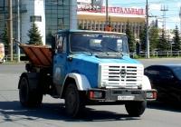 коммунальная машина КО-829АД на шасси ЗиЛ-4331* #Е089ХМ63. г. Самара, Московское шоссе