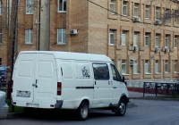 "Грузо-пассажирский фургон ГАЗ-2705 ""Газель"" #А570ТА163. г. Самара, ул. Челюскинцев"