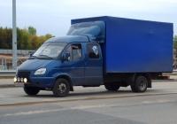 Бортовой грузовой автомобиль ГАЗ-33023-288 «Фермер» #Р825ЕН58. г. Самара, ул. Белорусская