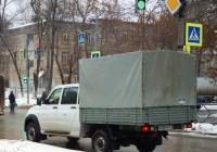 """Бортовой грузовой автомобиль УАЗ-236324 """"Профи"""" #В452РН763. г. Самара, ул. Революционная"""