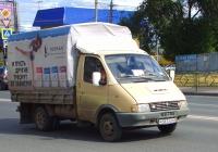 """Бортовой грузовой автомобиль ГАЗ-3302 """"Газель"""" #М561ХО63. г. Самара, ул. Дыбенко"""