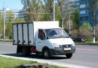 """Фургон для перевозки хлеба на шасси ГАЗ-3302-288 """"Газель-Бизнес"""" #В969МК763. г. Самара, Московское шоссе"""