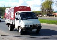 """Бортовой грузовой автомобиль ГАЗ-3302 """"Газель"""" #М081КР63. г. Самара, Волжское шоссе"""