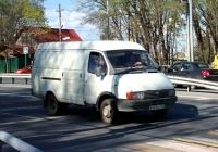 """Цельнометаллический фургон ГАЗ-2705 """"Газель"""" #Е453ЕЕ163. г. Самара, Волжское шоссе"""