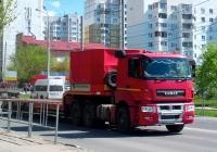 Седельный тягач КамАЗ-5490* #Х610ТУ163. г. Самара, ул. Георгия Димитрова
