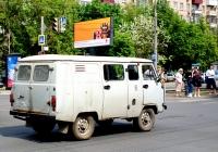 Грузопассажирский автомобиль УАЗ-3909 #О096ВС163. г. Самара, пр. Ленина