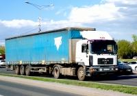 Седельный тягач MAN F2000  #К941ТМ63. г. Самара, Московское шоссе, 19 км