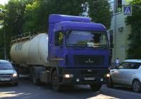 Седельный тягач МАЗ-5440* Простор #С511УТ63. г. Самара, Волжский пр.