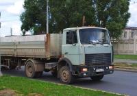Седельный тягач МАЗ-5432 #У273РВ163. г. Самара, Заводское шоссе