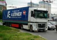 Седельный тягач Renault Magnum* #AX7089EP. г. Самара, ул. Авроры
