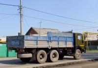 Бортовой грузовой автомобиль КамАЗ-5320 #У868МТ63. г. Самара, ул. Литвинова