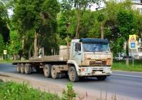 Седельный тягач КамАЗ-5460* #Е967АА163. г. Самара, Зубчаниновское шоссе