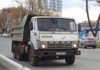 Самосвал КамАЗ-55111 #В495ОТ163. г. Самара, Московское шоссе