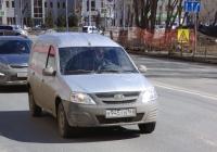 Цельнометаллический фургон LADA Largus F90 #У945УН163. г. Самара, Московское шоссе