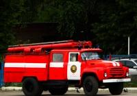 Автомобиль ведомственной противопожарной службы АЦ-40(130)-63Б на шасси ЗиЛ-130 #2124КШС. г. Самара, Заводское шоссе