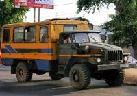 Вахтовый автобус НЕФАЗ-42116Д #У977МУ63. г. Самара, ул. Авроры