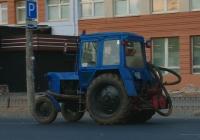 Трактор МТЗ-80* с насосом для откачки канализационных сооружений #2651СМ63. г. Самара, ул. Авроры