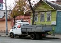 "Бортовой грузовой автомобиль ГАЗ-33104 ""Валдай"" #Р746СЕ163. г. Самара, ул. Самарская"