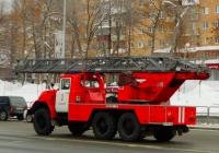 Пожарная автолестница АЛ-30(131) #Н777СУ163. г. Самара, ул. Ново-Садовая